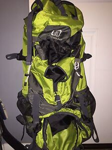 Outbound 65 litre multi day backpack