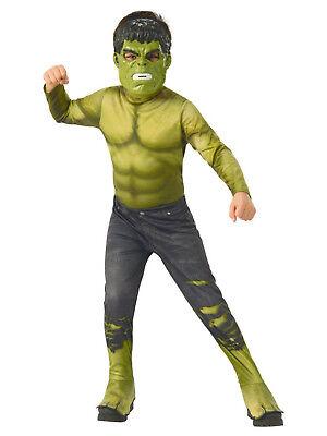 Avengers Infinity War - Incredible Hulk Child Costume