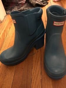 Insulated Hunter Boots for sale