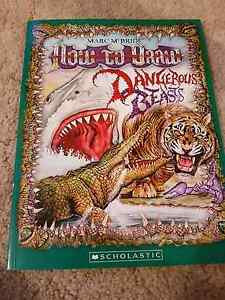 How to Draw Dangerous Beasts Nuriootpa Barossa Area Preview