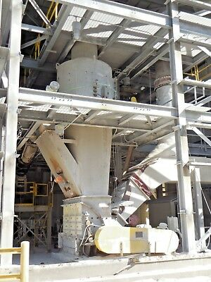Cb-81 Williams 350 Hp Impact Dryer Mill. Pulverizer Crusher Separator.