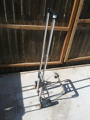 Tri Cart Personal Dolly Rolling Buggy Utility General Purpose Grocery Flea Marke