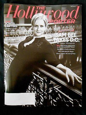 Hollywood Reporter Magazine Samantha Bee