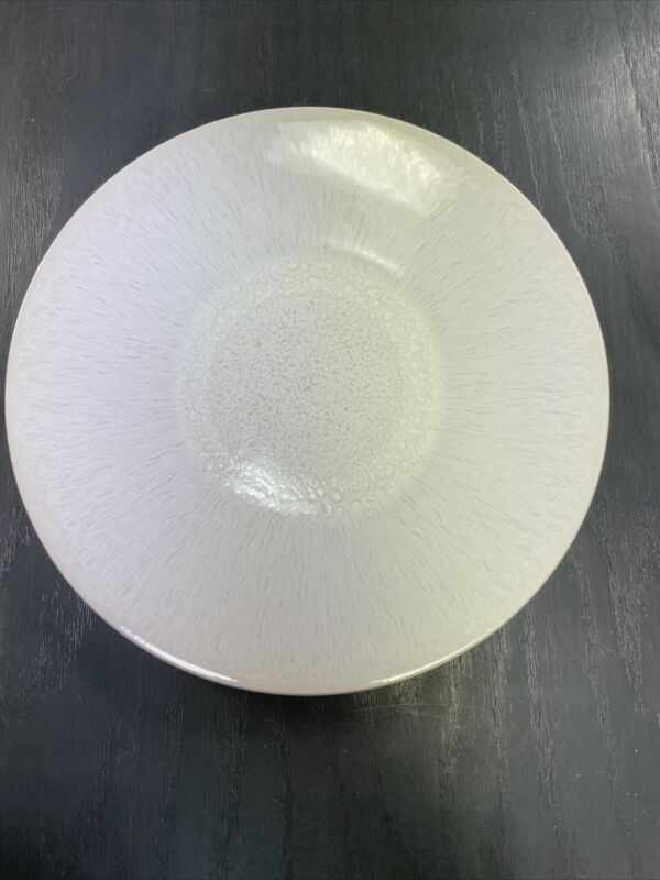 Jars Vuelta White Pearl Xl Large Dinner Plate