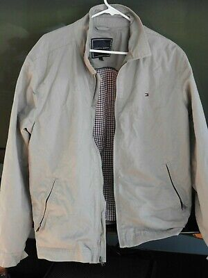 Nice Men's TOMMY HILFIGER Jacket Casual Outerwear Size L