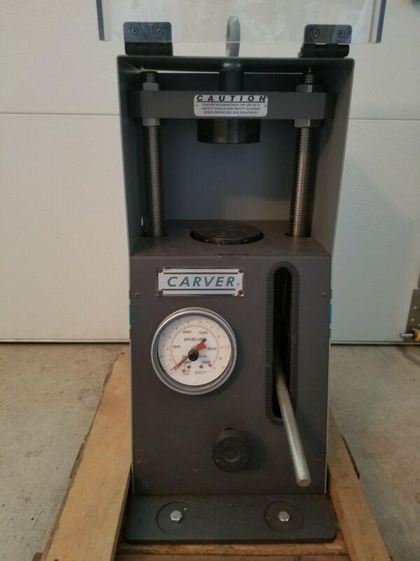 Carver Laboratory Hydraulic press 12 ton