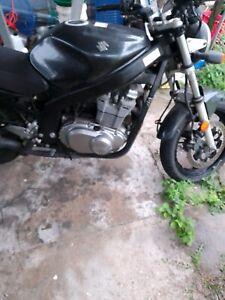 GS500 Suzuki