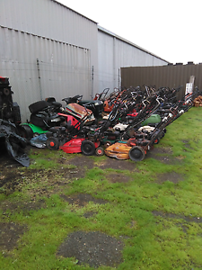 Specialising in second hand lawn mower garden equipment parts Morwell Latrobe Valley Preview