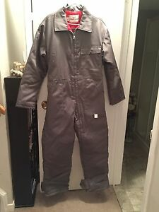 Men's insulated Workmaster coveralls Kitchener / Waterloo Kitchener Area image 1