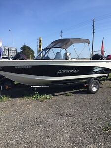 2014 Legend 20 xcalibur w/150 Mercury