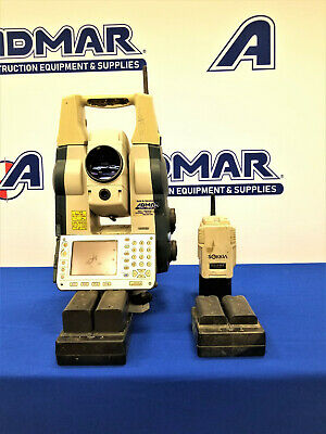 Sokkia Srx5 Robotic Total Station With Rcpr4