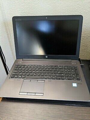 HP ZBook 15u 15.6 inch (256GB, Intel Core i7 6th Gen., 2.50 GHz, 16GB)...