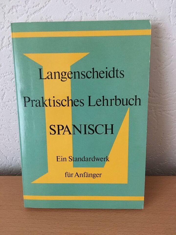 Spanisch, Prakt. Lehrbuch, Langenscheidt, Schule, Sprache in Frankfurt (Main)