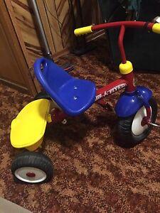 Unisex tricycle