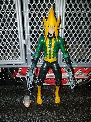 Hasbro Marvel Legends action figure Electro Spider-Man Space Venom wave
