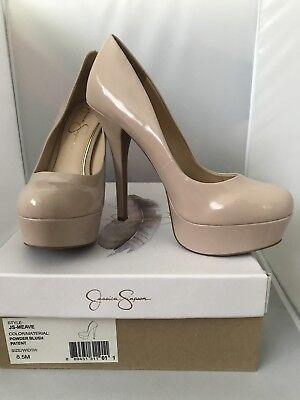 Jessica Simpson Js Meave Womens Meave Dress Pump  Powder Blush Size 8 5M  In Box