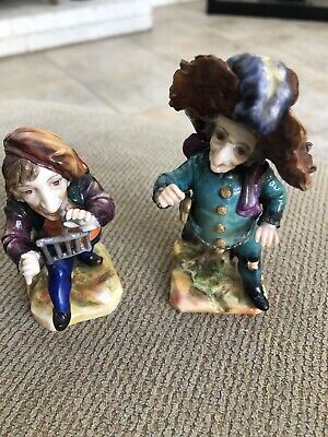 ANTIQUE / Collectible  FIGURINES PORCELAIN - GERMANY - MINT