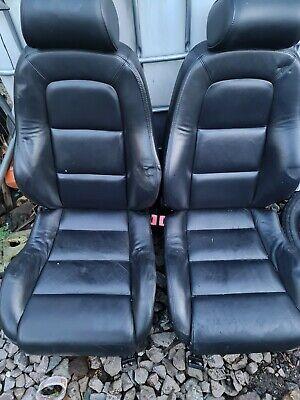 Mk1 Audi Tt Front Leather Seats Pair