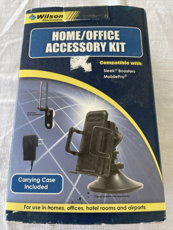 Wilson Electronics Home/Office Accessory Kit Comp With Sleek Booster MobilePro