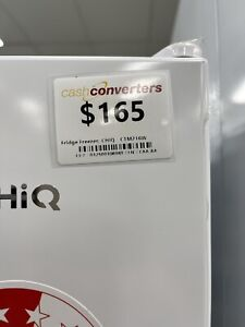 Chiq 216L Top Mount Refrigerator*Pick Up Only*