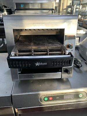 Star Holman Qcs-2-500 Commercial Conveyer Toaster