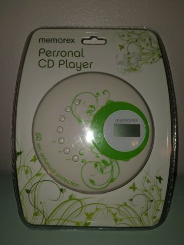 Memorex Personal CD Player With Skip Protection And Earbuds - $25.00