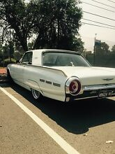 Ford thunderbird 1962 Eltham North Nillumbik Area Preview