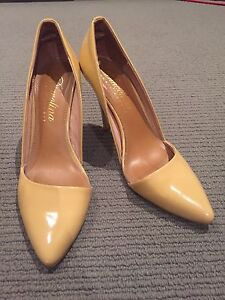 Nude colour shoes by Robert Robert Sherwood Brisbane South West Preview