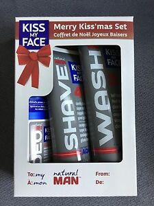 Men's toiletry gift set