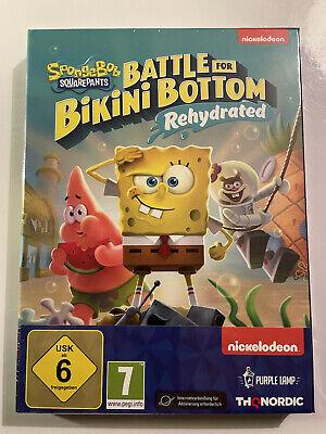 Spongebob SquarePants: Battle for Bikini Bottom - Rehydrated | NEU & OVP |