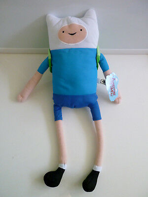 Cn Adventure Time Finn The Human Plush Doll The Adventurous Backpack Stuffed 18