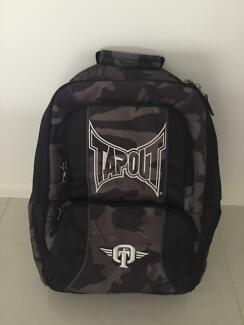 TapouT Camo Backpack