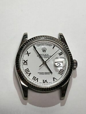 Rolex Presidential 18K White Gold Oyster Perpetual Day-Date Watch LOCAL PICKUP!!