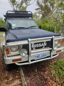 1992 Nissan Patrol GQ Petrol and Gas DEPOSIT TAKEN SOLD