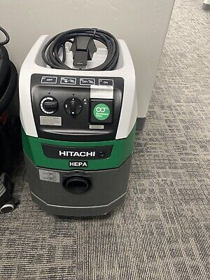 Hitachi Hepa Metabo Vacuum Asr35 Acp