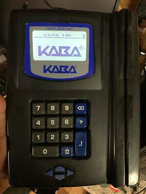 Kaba Ilco G4 Front Desk Unit Encoder Used