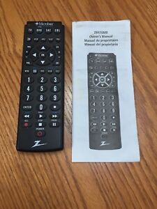 Universal Remote for TV with Large Buttons.