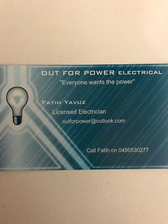 Out For Power electrical
