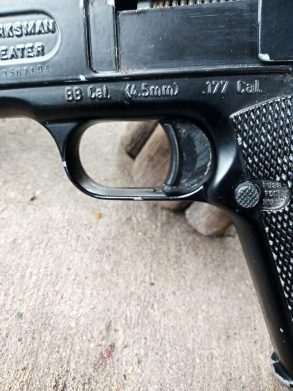bb gun pistol