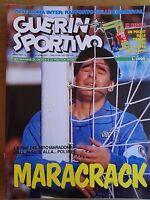 Rivista Guerin Sportivo Anno 1991/14 + Film Del Campionato + Pocket Coppa Coppe -  - ebay.it