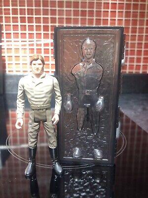 vintage star wars figures. 1984. Han Solo