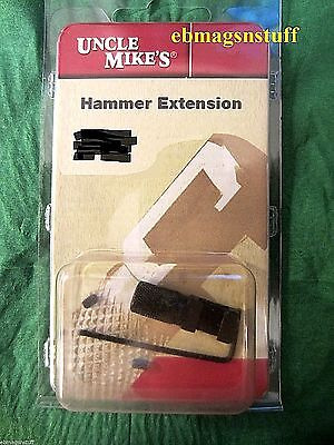 Uncle Mike S Hammer Extension For Henry 22 Lr Rifle    22 Wmr Rifle Carbine New