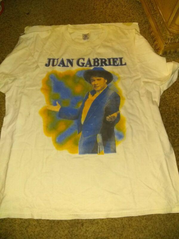 Juan Gabriel Legenda Latina Concert Shirt