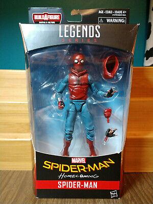 """Marvel Legends 6"""" Spider-Man Homecoming - Homemade Suit Spider-Man - No BAF"""