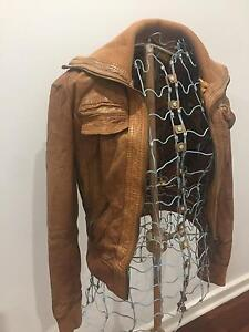 Soft leather jacket Scarborough Stirling Area Preview