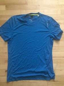 New Reebok Speedwick Fitness Tee- Men's M