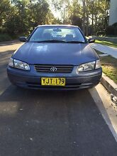 1999 Toyota Camry CSI Auto Chatswood Willoughby Area Preview