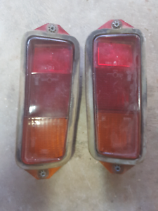 tail lights Elizabeth North Playford Area Preview