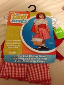 Halloween costumes & baby items