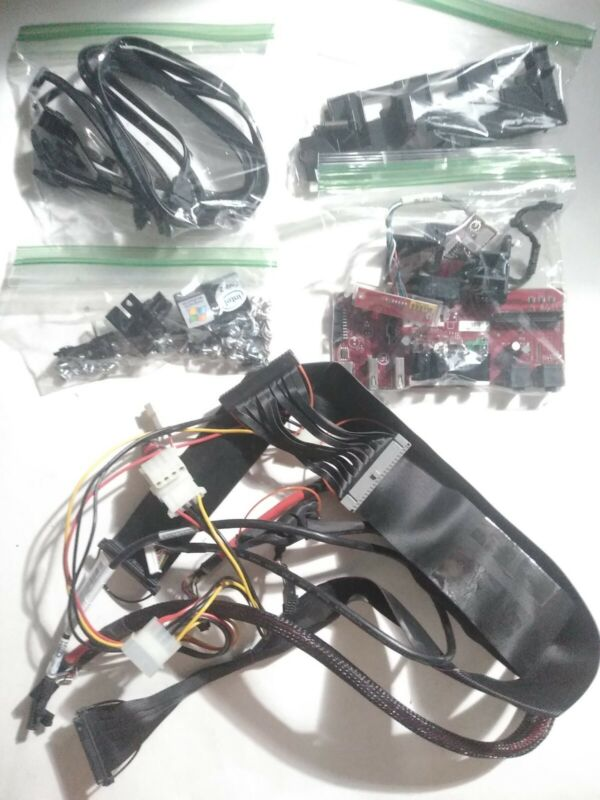Dell Xps 710 Oem Miscellaneous Parts Cables Front Usb Board Power Button - Read